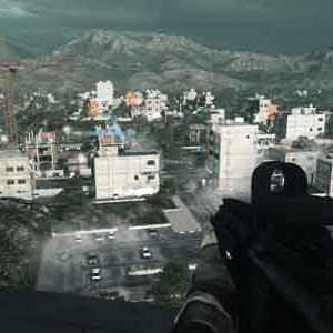 Battlefield 3 Back to Karkand - Aerial View