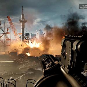 Battlefield 4 Battle