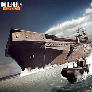 hazard-filled naval base