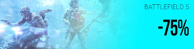 Best Discount for Battlefield 5 CD Key