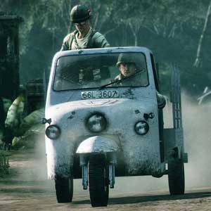 Battlefield Bad Company 2 Vietnam DLC - Tricycle