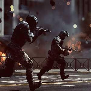 Battlefield 4 PKP Pecheneg