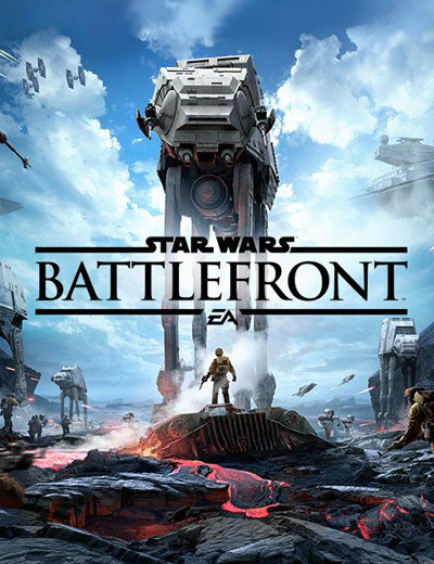 EA Reveals Blasters of Star Wars Battlefront