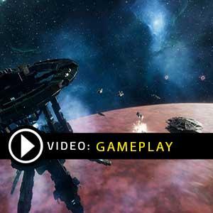 Battlestar Galactica Deadlock Resurrection Gameplay Video