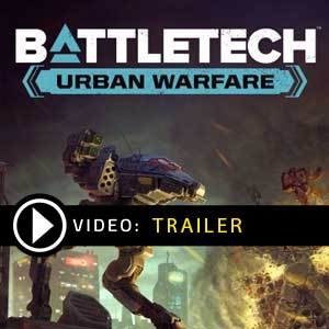 Buy BATTLETECH Urban Warfare CD Key Compare Prices