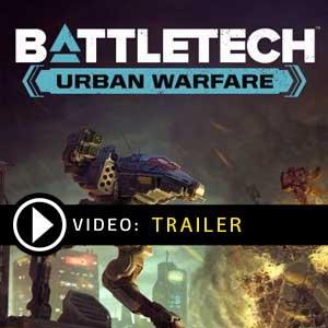 Buy BATTLETECH Urban Warfare CD Key Compare Prices