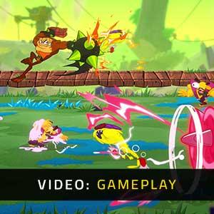 Battletoads Gameplay Video
