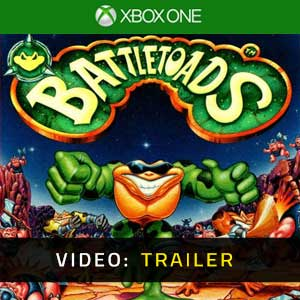 Battletoads Xbox One Video Trailer