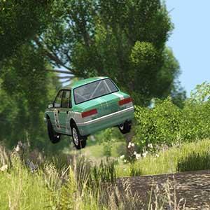 BeamNG.drive realistic physics