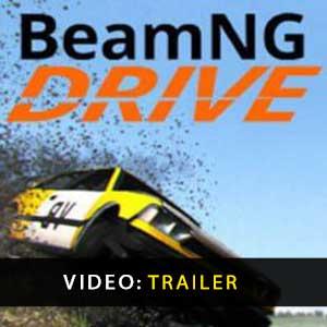 BeamNG.drive trailer video