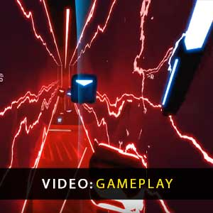 Beat Saber gameplay video