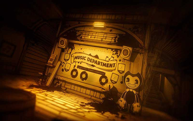 Buy Bendy and the Ink Machine Nintendo Switch Compare prices