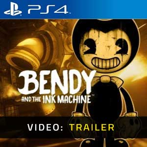 Bendy and the Ink Machine PS4 Video Trailer