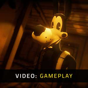 Bendy and the Ink Machine Gameplay Video