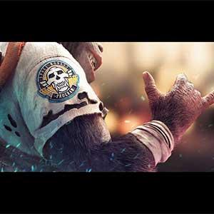 Beyond Good and Evil 2 Space Monkey Program