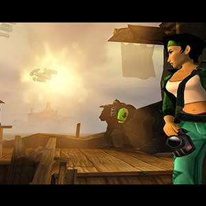 Beyond Good and Evil Alpha Section