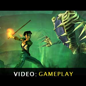 Beyond Good and Evil Gameplay Video