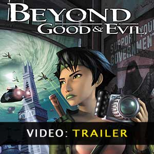 Beyond Good and Evil Video Trailer
