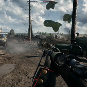 Fighting on an entire front of the Great War