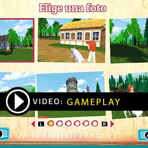 Bibi & Tina at the horse farm Gameplay Video