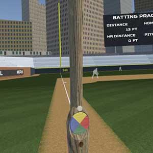Hit the ball home run