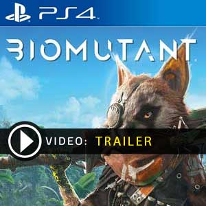 Biomutant PS4 Prices Digital or Box Edition