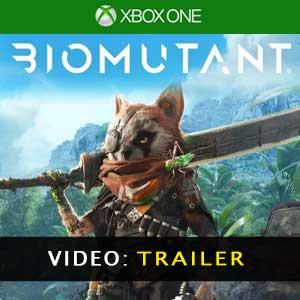 Biomutant Trailer Video