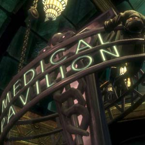 Bioshock - Medical Center