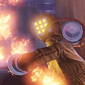 BioShock Infinite Burial at Sea Episode 2 - On Fire