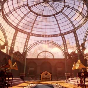 BioShock Infinite Clash in the Clouds DLC - The Museum