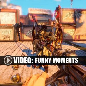 Bioshock Infinite Funny Moments