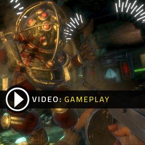 Bioshock Video Gameplay