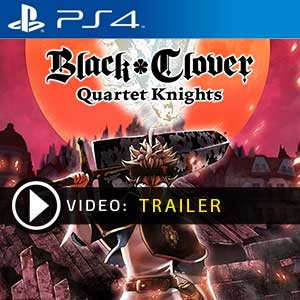 Black Clover Quartet Knights PS4 Prices Digital or Box Edition