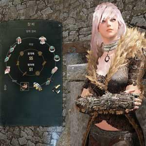 Black Desert Online Character