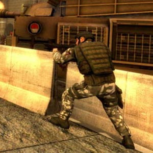 Black Mesa Fight