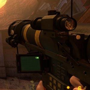 Black Mesa Weapon
