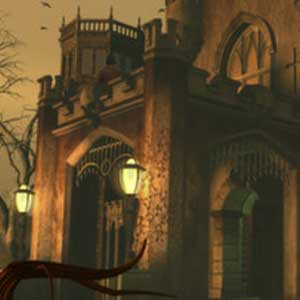 Black Mirror 1 - Mansion
