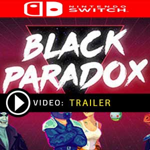 Black Paradox Nintendo Switch Prices Digital or Box Edition