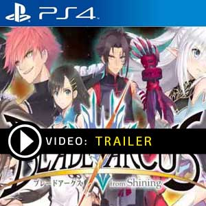 Blade Arcus Rebellion from Shining PS4 Prices Digital or Box Edition