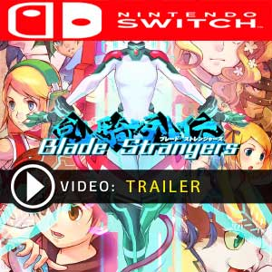 Blade Strangers Nintendo Switch Prices Digital or Box Edition