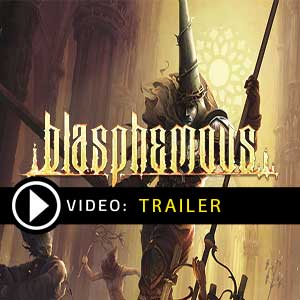 Blasphemous Trailer Video