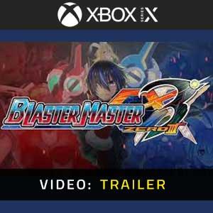 Blaster Master Zero 3 Xbox Series X Video Trailer