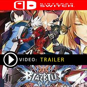 BlazBlue Central Fiction Nintendo Switch Prices Digital or Box Edition