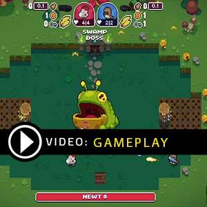 Blazing Beaks Nintendo Switche Gameplay Video