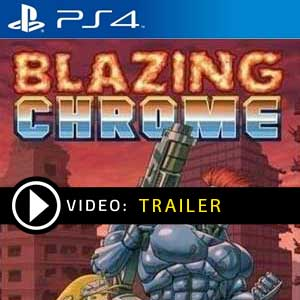 Blazing Chrome PS4 Prices Digital or Box Edition