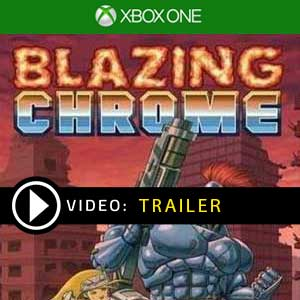Blazing Chrome Xbox One Prices Digital or Box Edition
