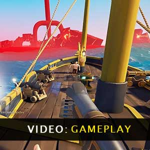 Blazing Sails Pirate Battle Royale Gameplay Video