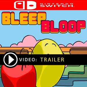 Bleep Bloop Nintendo Switch Prices Digital or Box Edition