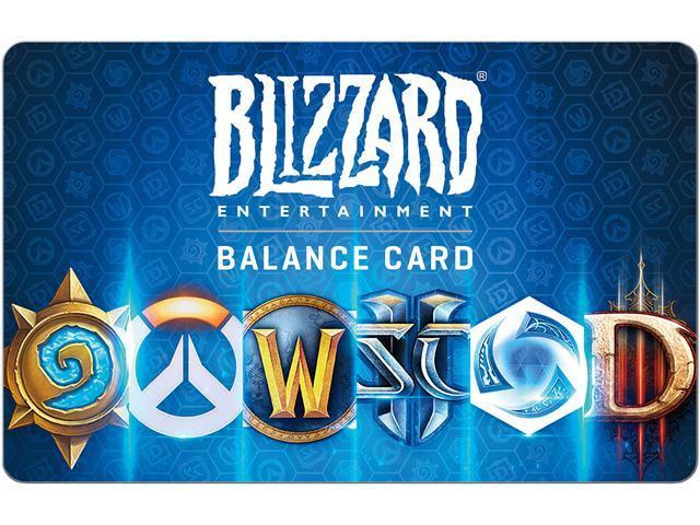 Blizzard Game Card Price Comparison Best price