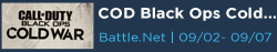 COD Black Ops Cold War Free on Battle.Net